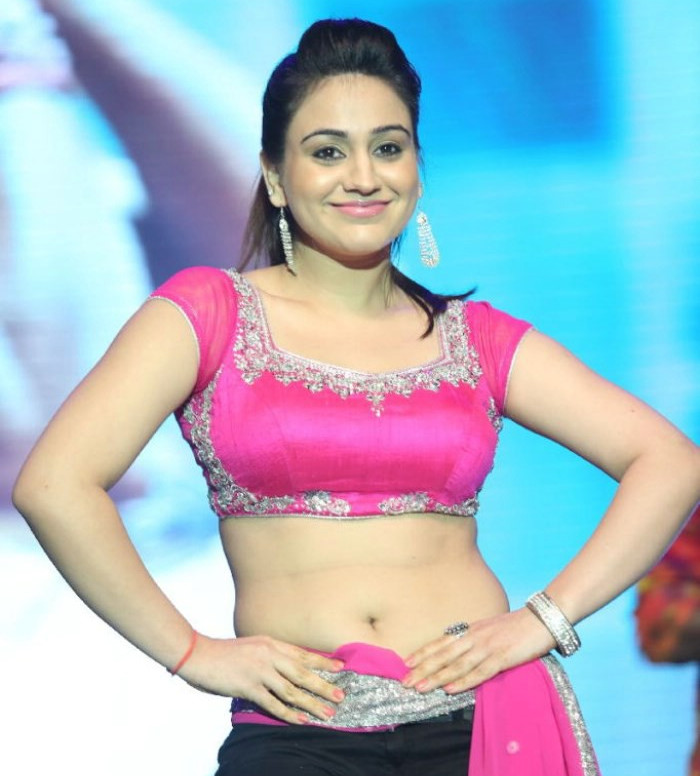 Aksha Pardasany Hot dance at Tollywood function