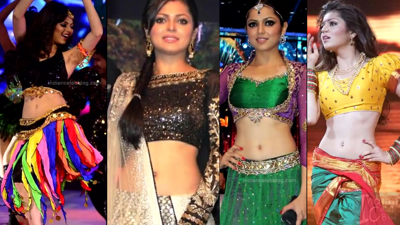 Drashti Dhami performce at dance reality show Jhalak Dikhhla Jaa