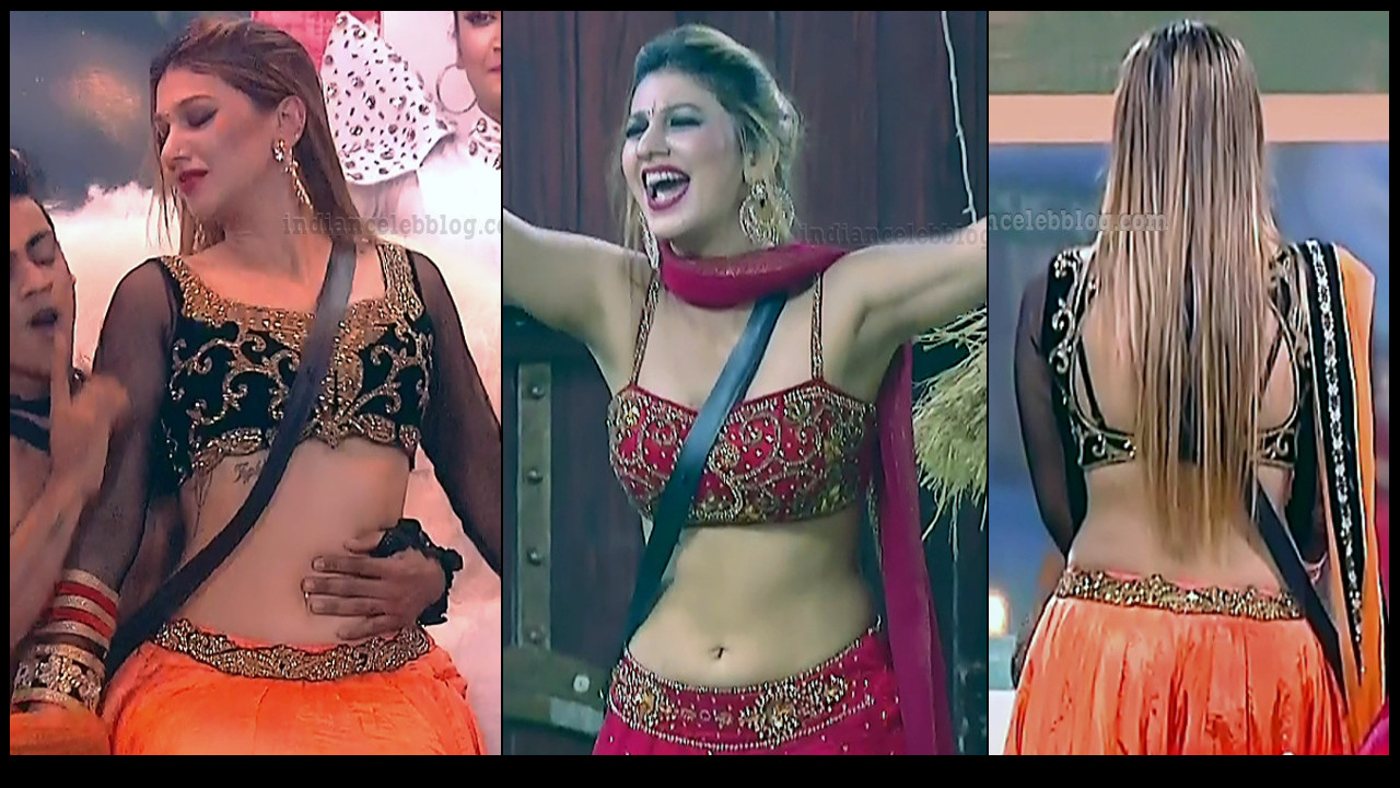 Jasleen Matharu Bigg boss hindi season 12 hot caps