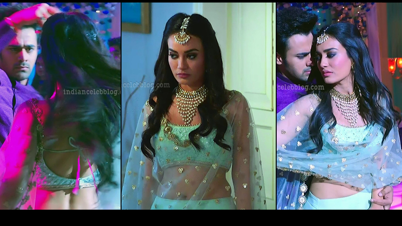 Surbhi Jyoti Pearl v puri Naagin 3 hot HD caps
