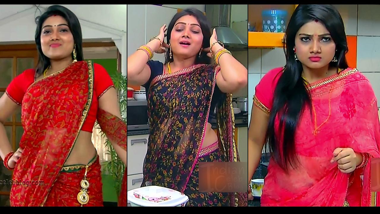 Jangiri Madhumitha Tamil TV Actress Pics Gallery