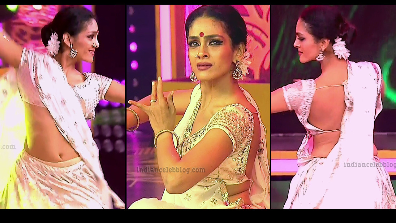 Rukmini Vijayakumar Colors TV kannada Dance performance