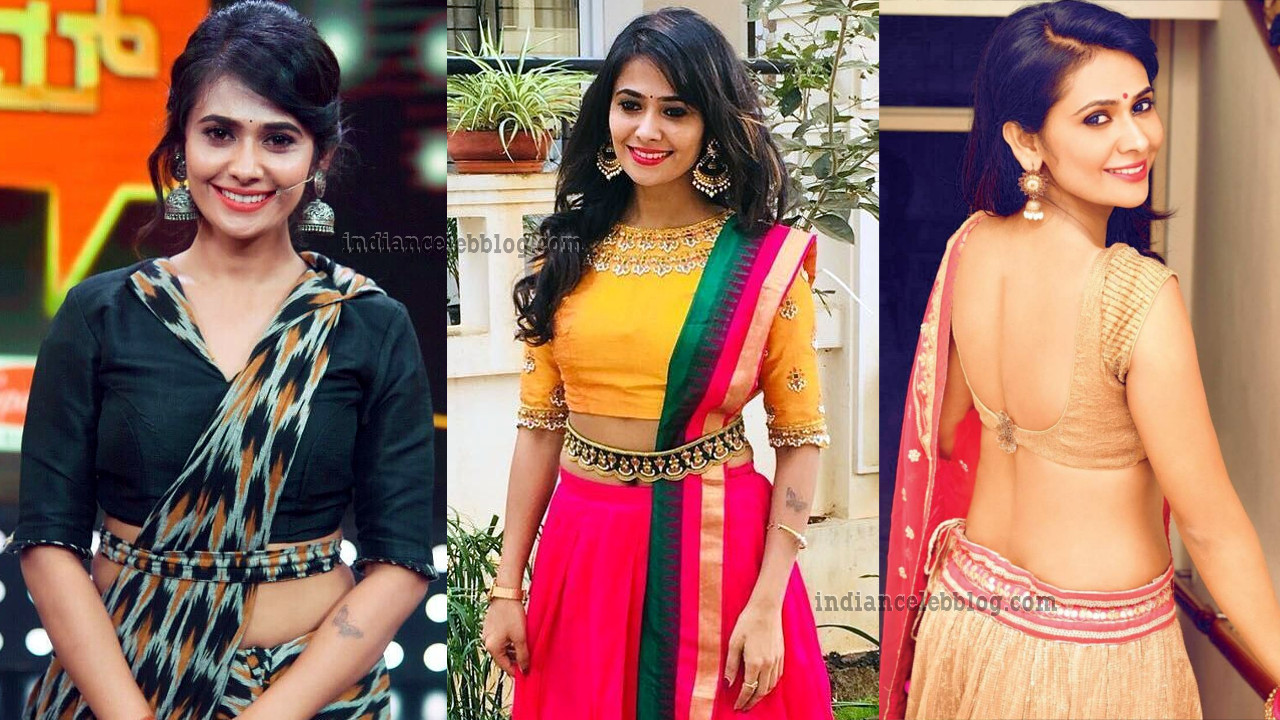 Kavya Gowda Kannada TV actress Pics gallery