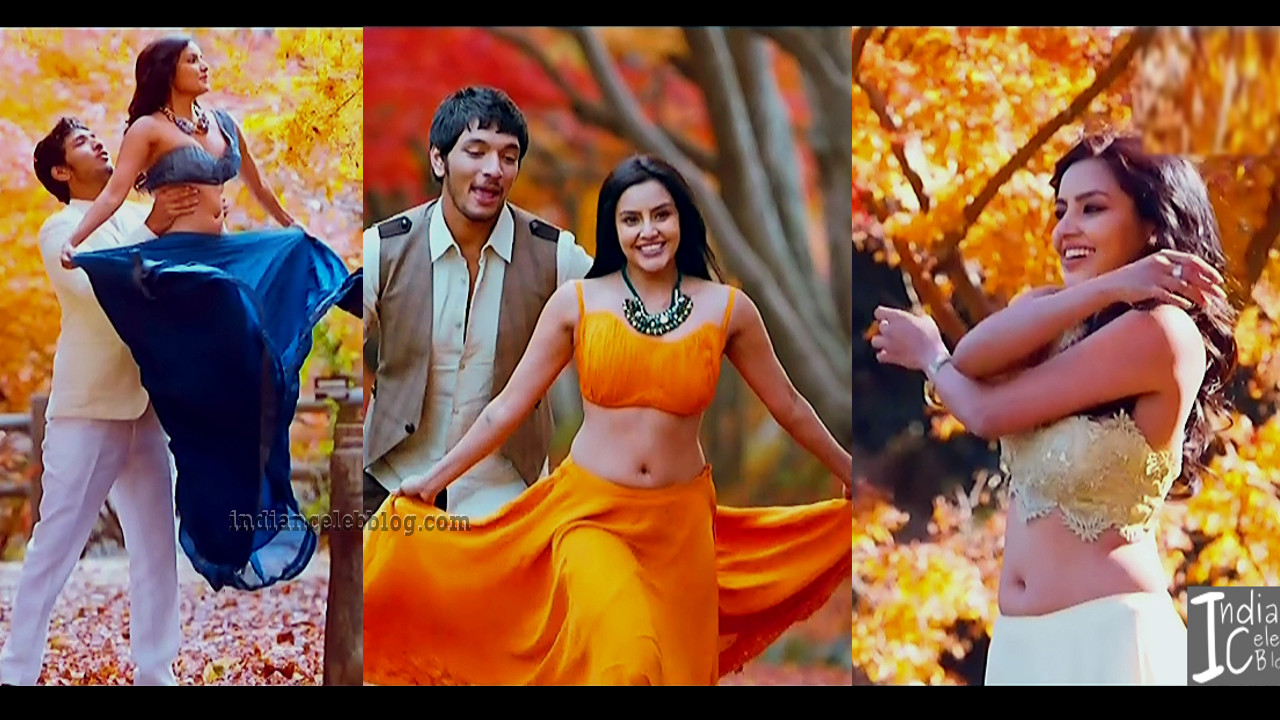 Priya anand hot navel show Vai raja vai Kollywood movie