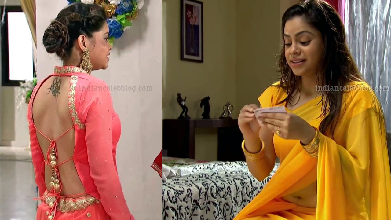 Sumona chakravarti hindi tv actress caps