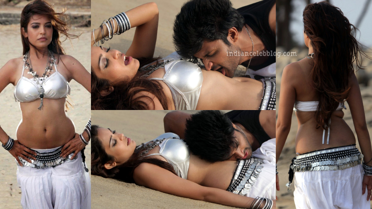 Adonica rodricks telugu RJ spicy movie stills
