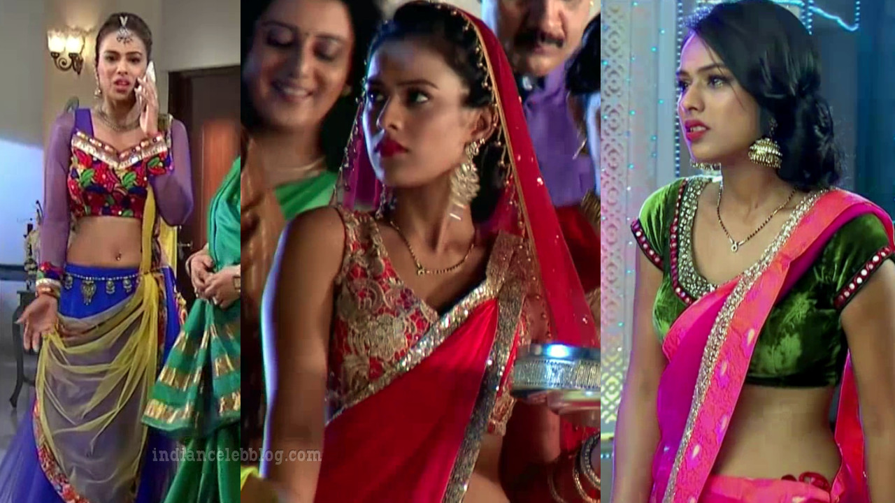 Nia sharma hindi tv actress sexy midriff in lehenga choli hd caps